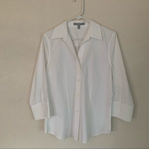 Foxcroft non iron fitted Shirt